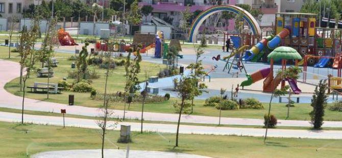 Avcı Ramadan Çocuk Oyun Rekreasyon Alanı
