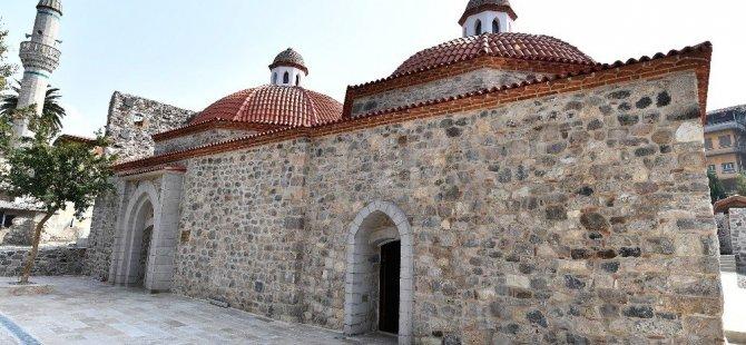 Tarihi Namazgah Hamamı Eski İhtişamına Kavuştu