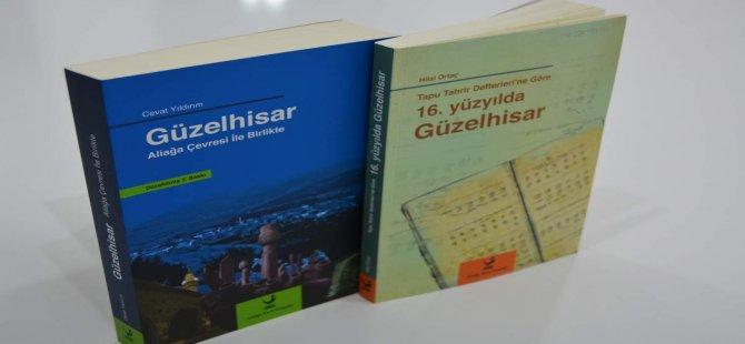 Aliağa Belediyesi'nden Tarih Severlere İki Güzelhisar Kitabı Birden