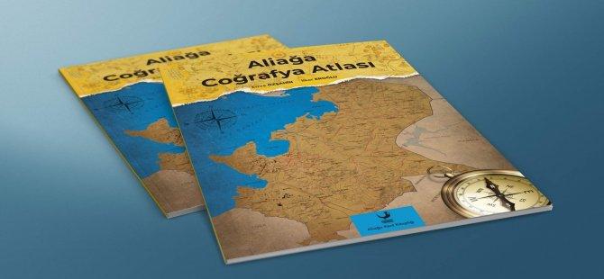Türkiye'nin İlk İlçe Atlası Aliağa Coğrafya Atlası Okuyucu İle Buluştu