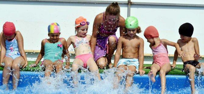 Çocuğunuz Yüzme Bilmediği İçin Hastalanıyor Olabilir