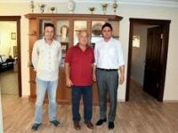 La Marca'dan Başkan Acar'a Ziyaret