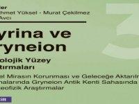 Aliağa Kent Kitaplığı'nın 10.Yayını Myrina ve Gryneion Arkeoloji Yüzey Araştırmaları 3.Cilt