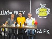 Aliağaspor FK'da Güray Kula Ve Aykut Geçmen İmzaladı