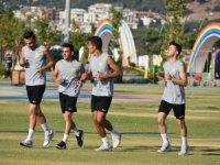 Aliağaspor FK Kondisyon Depoluyor