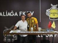 Aliağaspor FK'da Kaleye İki Takviye