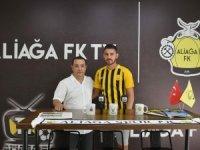 Alican Özaltun Aliağaspor FK'da