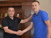 Aliağaspor FK Bilal Özkurt'a Emanet