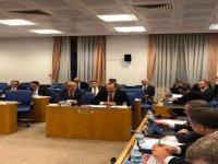 MHP'li Osmanağaoğlu Sağlık Bakanlığı Bütçesi Görüşmelerinde Konuştu