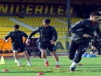 Aliağaspor FK, Lig Öncesi Hazırlıklarını Sürdürüyor