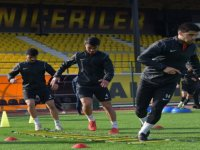 Aliağaspor FK, Antalya'da Kampa Giriyor