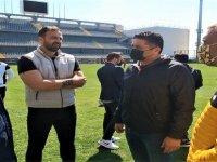 Aliağaspor FK Antalya'da Hazırlık Maçlarına Devam Ediyor