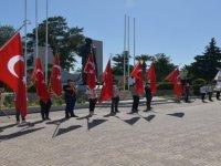 Aliağa'da Milli Mücadele'nin 102. Yılı Kutlamaları