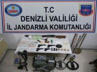 Denizli'de Tarihi Eser Kaçakçılığı Operasyonu: 1 Kişi Tutuklandı
