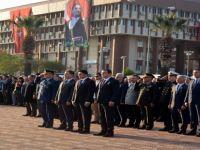 Gazi Mustafa Kemal Atatürk Aliağa'da Anıldı
