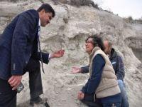 Afyonkarahisar'da 9-12 Milyon Yıllık Hayvan Fosilleri Bulundu