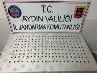Sahte Altın Sikkeli Dolandırıcılar Jandarmaya Takıldı