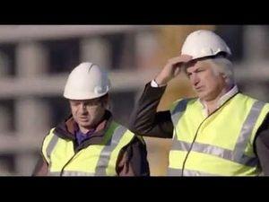 İş güvenliği - ÇSGB  Kamu spotu