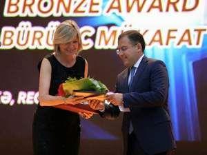 Bursa'nın tanıtım filmi, 3.Bakü uluslararası turizm film festivalinde ödül aldı.