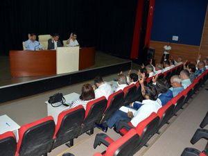 Aliağa Belediyesi Haziran Ayı Olağan Meclisi Toplandı
