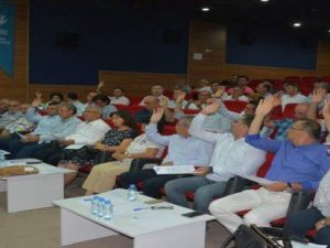 Aliağa Belediyesi Ağustos Ayı Olağan Meclisi Toplandı
