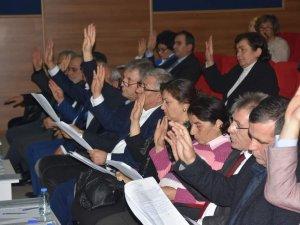 Aliağa Belediyesi Şubat Ayı Meclis Toplantısı Yapıldı