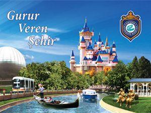 Eskişehir'i bir de havadan izleyin...
